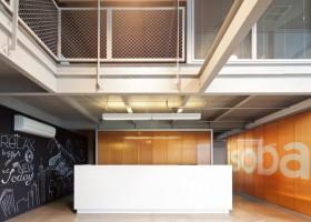 Projeto para a Dentsu Aegis Network, assinado pelo DMDV Arquitetos, teve como principal desafio unificar a linguagem do grupo