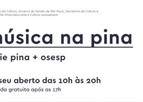 Osesp na Pinacoteca