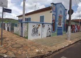 Nova exposição virtual do Museu Casa de Portinari apresenta Pinturas Murais de Brodowski