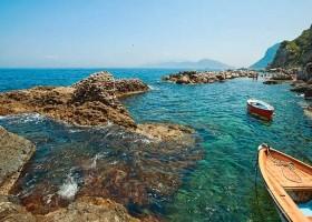 7 ilhas paradisíacas na Itália