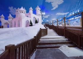 Snowland terá diversão noturna