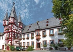 Os músicos invisíveis da mansão Siegfried, em Rüdesheim