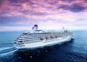 Companhia de cruzeiros de luxo Crystal Cruises investe no Brasil para crescer na América Latina