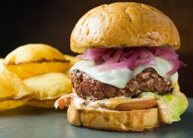 Rubaiyat participa do Burger Fest