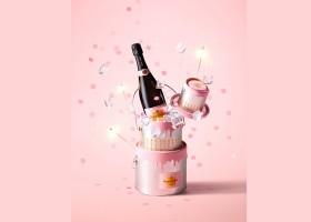 Um lindo coffret para celebrar a data mais romântica do ano