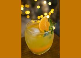 Receita de drink verde e amarelo para torcer