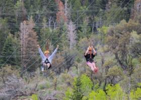 Parque Olímpico de Utah, em Park City, anuncia duas novas atividades de aventura