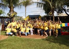 Flashes da confraternização de fim de ano da Óticas Carol de Campo Grande