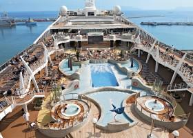 MSC Fantasia inicia sua viagem de travessia da Europa rumo ao Brasil