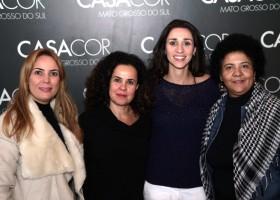CASA COR MS promove coquetel beneficente para abertura da 4ª edição da mostra
