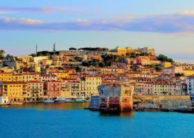 A inesquecível Ilha de Elba