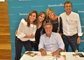 Lançamento Livro de Carlito Gini na Livraria Cultura Shopping Iguatemi
