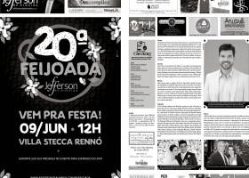 Coluna Social by Jefferson de Almeida 20/05
