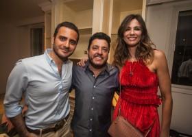 Comemoração do aniversário do empresário Sergio Kamalakian