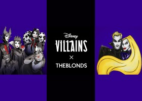 Luxuosa marca de moda,THE BLONDS, apresenta a Coleção Primavera '19 inspirada nos vilões da Disney