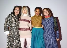 Calvin Klein organizou jantar para celebrar lançamento da fragrância Calvin Klein Women