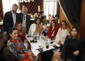 Shopping Cidade Jardim promove almoço em Paris durante a PFW