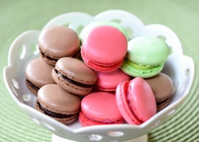 Macarons by Andressa Sandri