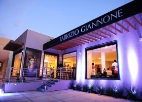 Inauguração da loja conceito Fabrizio Giannone Euclides da Cunha