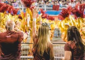 Camarote Bar Brahma dá seu grito de Carnaval no aniversário de São Paulo
