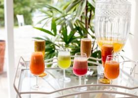 3 opções de sucos para desintoxicar, equilibrar e limpar o corpo