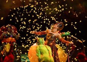 Cirque du Soleil apresenta o espetáculo OVO no Brasil