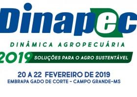 Campo Grande sedia 14ª edição da Dinapec (Dinâmica Agropecuária)