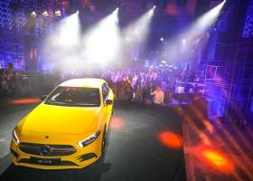 Mercedes-Benz Night 2019 agitou São Paulo e reuniu celebridades