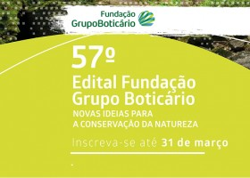 Edital garante apoio financeiro para iniciativas que aliam tecnologia e inovação à conservação do meio ambiente