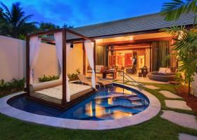 Nannai Resort & Spa é um oásis de beleza natural à beira-mar