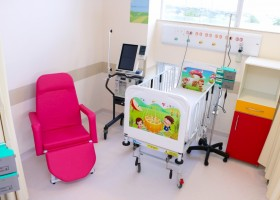 Hospital Cassems CG inaugura UTI Pediátrica
