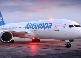 Air Europa quer operar voos dentro do Brasil
