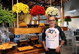 Pelo 21º ano o jornalista Jefferson de Almeida promove sua tradicional feijoada