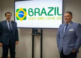 Turismo do Brasil no exterior ganha marca com Z no nome do país