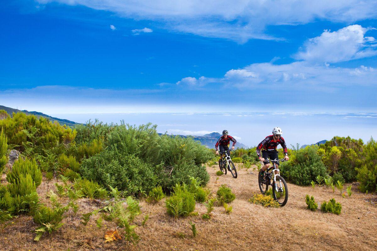 Mountain biking ilha da madeira